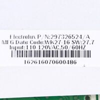 297326524 ELECTROLUX FRIGIDAIRE Refrigerator electronic control board