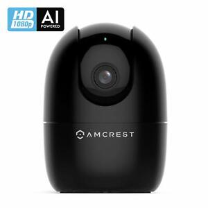 Amcrest 1080P Smart Home Wifi Security Camera Wireless System Nanny Cam Baby 2MP
