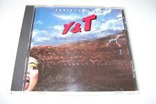 Y&T - Earthshaker [Remastered] Japanese Import