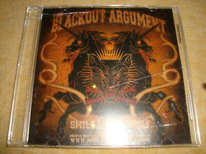 THE BLACKOUT ARGUMENT - Smile Like A Wolf EP