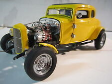 1:24 FRANKLIN MINT 1932 FORD COUPE AMERICAN GRAFFITI PROJECT, PARTS  OR  DIORAMA