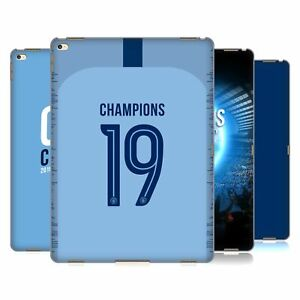 OFFICIAL MANCHESTER CITY MAN CITY FC 2019 CHAMPIONS CASE FOR APPLE iPAD