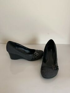 Apt 9 Wedges Shoes size 7 Casual Dress Shoes