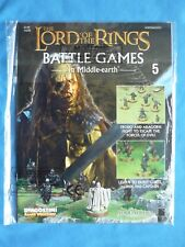 Lord Of The Rings Magazine 5 - Includes painted metal Lurtz