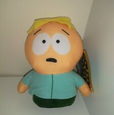 """South Park Plush Butters Stotch Plush Toy 6"""" New with Tag Nwt Toy Factory"""