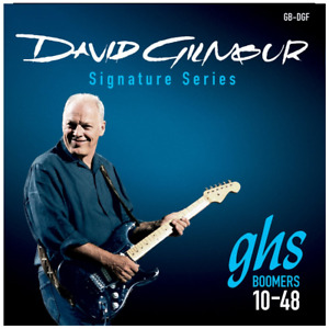 GHS GB-DGF Boomers David Gilmour Electric Guitar String Set - 10-48