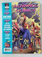 ADVANCE COMICS PREVIEW MAGAZINE #67 JULY 1994 JAE LEE HELLSHOCK/ZERO HOUR COVER