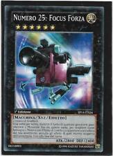 YU-GI-OH! NUMERO 25: FOCUS FORZA SP14-IT026 STARFOIL THE REAL_DEAL SHOP