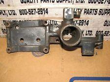 94-02 DODGE CUMMINS 5.9  A/C BRACKET LOWER WATER NECK 3920351