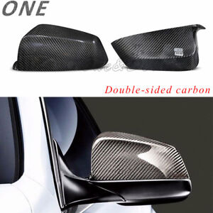 Carbon Fiber Mirror Cover for BMW 5 6 7 Series E60 F07 F06 F12 F13 F01 528i 530i