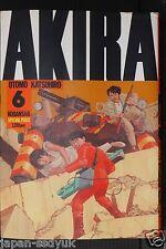 JAPAN Katsuhiro Otomo manga: Akira 6