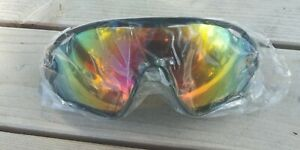 New Sports UV-400 Sunglasses Outdoor Men and Women Riding PC Explosion-proof