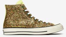 NEW! Converse Chuck 70 Hi x JW Anderson 164696c Gold Ctas Mens Shoed n1