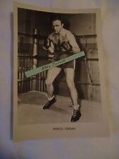 Boxing photo - Marcel Cerdan