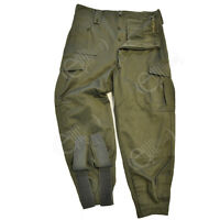Belgian Army BDU COMBAT TROUSERS OIive Green All Sizes - Belgium Military Pants