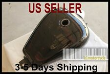 Gas Tank Honda Rebel CMX250 Oversize Fuel Capacity GLOSS BLACK Stock Replacement