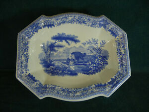 Spode Signature Collection Aesop's Fables Limited Edition Serving  / Dog Bowl