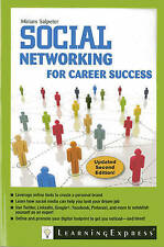 Social Networking for Career Success by Salpeter, Miriam M. | Paperback Book | 9