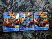 King Kong VS Godzilla The Movie Figures+  SkullCrawler Free Shipping!