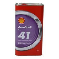 5. Liter Shell Aeroshell Fluid 41 - Luftfahrt Hydrauliköl, MIL-PRF-5606H, AMG-10