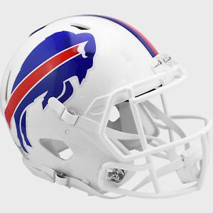 BUFFALO BILLS NFL Riddell SPEED Full Size Replica Football Helmet