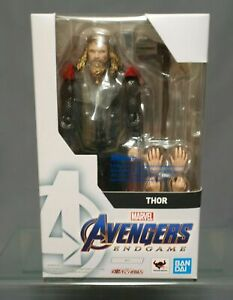 S.H. Figuarts Thor Avengers End game Bandai Limited Japan NEW***