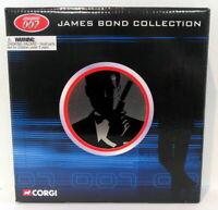 Corgi Appx 1/64 Scale TY95903 James Bond 007 Film Canister 4 Piece Gift Set