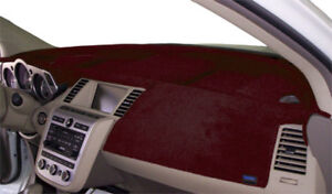 Daihatsu Charade 1988-1992 Velour Dash Board Cover Mat Maroon