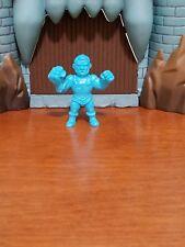 MOTU M.U.S.C.L.E. WAVE 2 FISTO NEON BLUE FIGURE HE-MAN M.O.T.U.S.C.L.E.