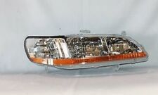 Right Side Replacement Headlight Assembly For 1998-2000 Honda Accord