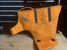 Ruffwear Float Coat Dog Life Jacket Safety Vest Preserver K-9 Gear XL