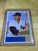 Mickey Mantle 2007 Topps No. 3 of 5 New York Yankees MAN CAVE Collector Card! NR