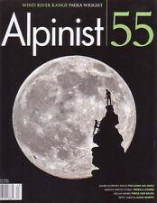 Mountaineering: Climbing, Alpinist Magazine #55 - Brand New, Unread