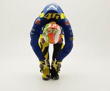 1/12 Figure Valentino Rossi Mugello 2018 casco stretching no minichamps