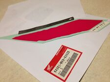 Honda autocollant sticker CBR600 F CBR 600 93 64361-MV9-930ZB original