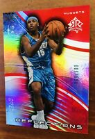 2003-04 Upper Deck Reflections CARMELO ANTHONY Rookie Red card #17  069/500