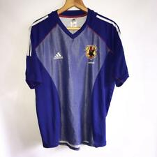 RARE JAPAN NATIONAL TEAM HOME 02/03 ORIGINAL FOOTBALL SHIRT JERSEY ADIDAS SIZE L