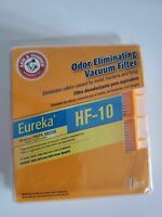 Arm & Hammer Odor Eliminating HEPA Vacuum Filter Eureka HF-10 New
