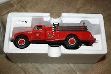 First Gear 1957 International Harvester R-190 Fire Truck  1:34 scale  # 19-1289