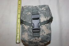 1 SAW Gunner Pouch 100 Round MOLLE Utility Pouch ACU US Military Issue  1 NEW