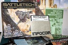 BATTLETECH BATTLE TECH GIOCO USATO COMMODORE 64 FLOPPY DISC C64 USA FR1 54699