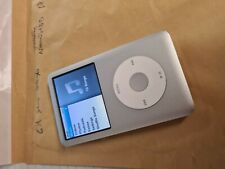 Apple iPod Clásico 6th generación 80 GB PLATA