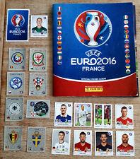 PANINI EURO 2016 LOT de 30 AUTOCOLLANTS à choisir