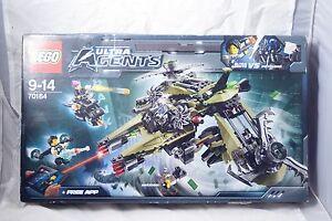 Lego 70164 Ultra Agents Hurricane Heist