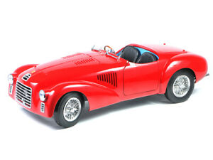 1:8 FERRARI 125 S - 1947  sport car resin ready built painted PSBS 49