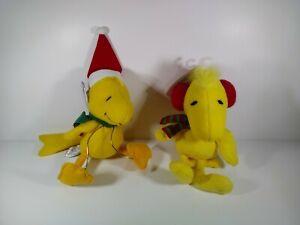 Peanuts Woodstock Christmas Lot