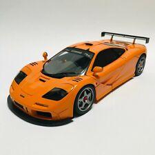 NEU / NEW - AUTOart McLaren F1 LM 1:18 orange