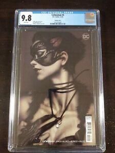 Catwoman #4, Artgerm Variant, CGC 9.8
