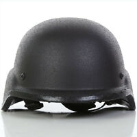 Military Bulletproof PASGT Combat Level IIIA Tactical UHMW-PE Ballistic Helmet