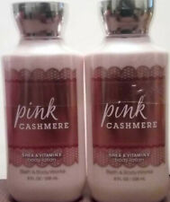 Bath and Body Works Pink Cashmere Lotion x2 (Ships Same Day!)